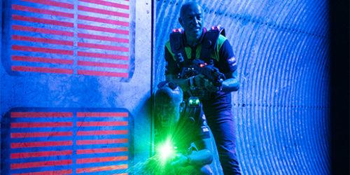 Coronel Kartracing Lasergamen