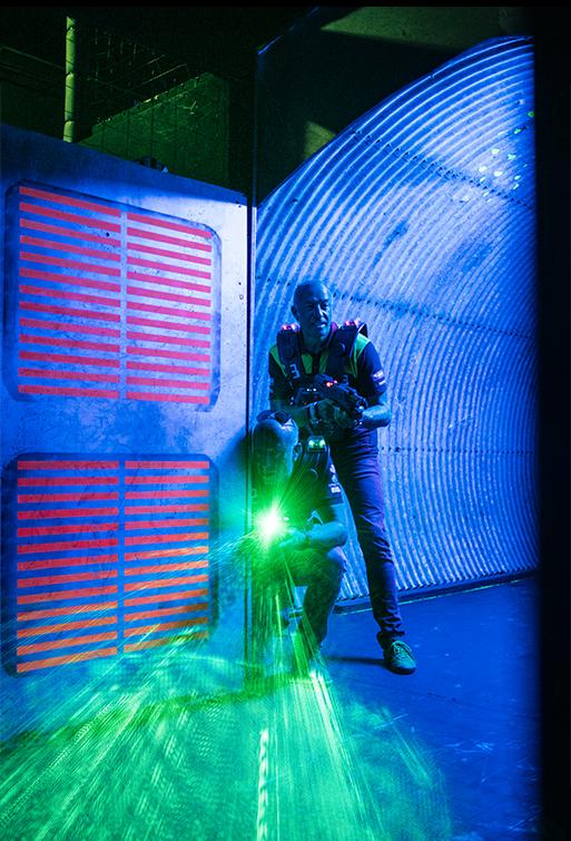 Lasergamen Coronel Fun