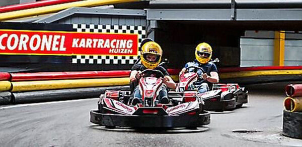 Karting - Karten bij Coronel Kartracing in Huizen | Coronel = FUN