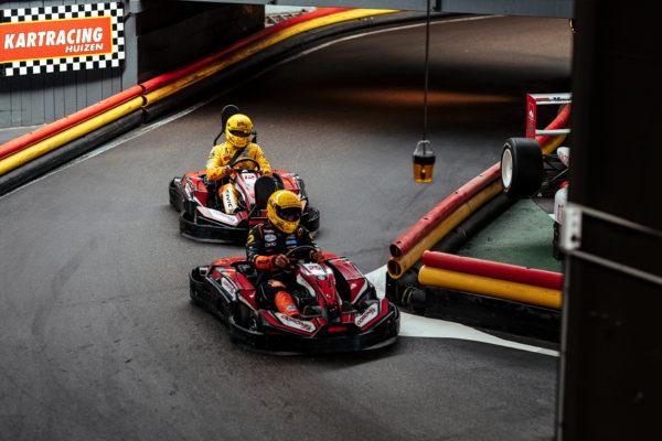 Coronel Karten race