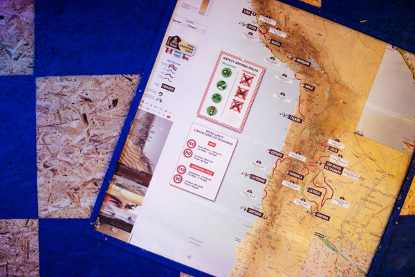 Dakar Challenge Coronel