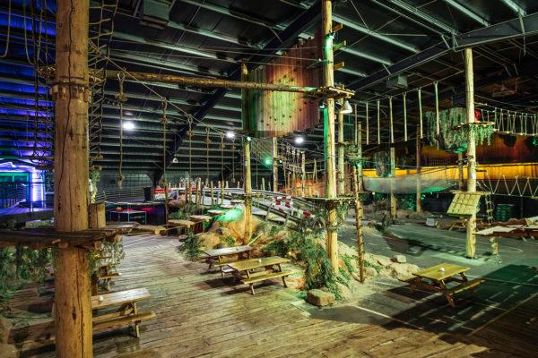 Indoor klimpark Huizen