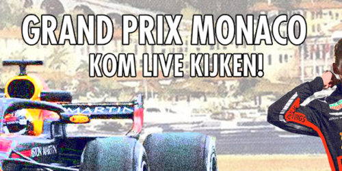Formule 1 kijken